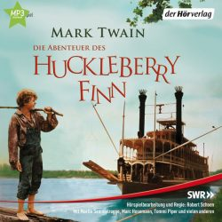 Die Abenteuer des Huckleberry Finn - MP3