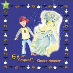 Ein Gespenst im Kinderzimmer - MP3