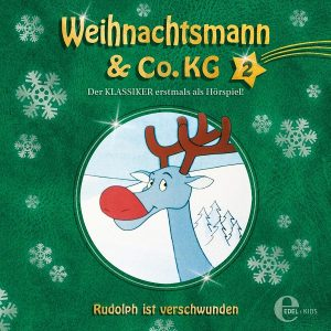 weihnachtsmann co kg folge 2 rudolph ist verschwunden. Black Bedroom Furniture Sets. Home Design Ideas