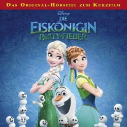 Disney - Die Eiskönigin - Party Fieber