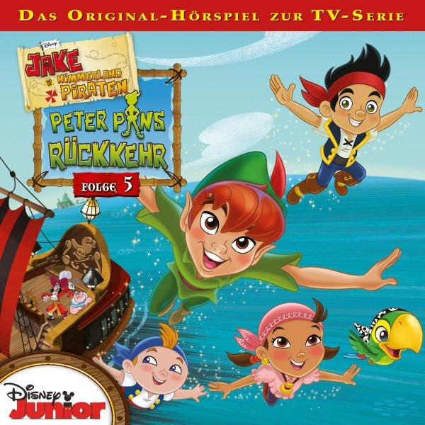 disney jake und die nimmerland piraten folge 5. Black Bedroom Furniture Sets. Home Design Ideas
