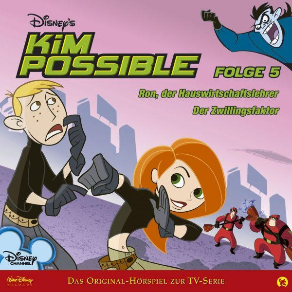 Disney - Kim Possible - (Folge 5)