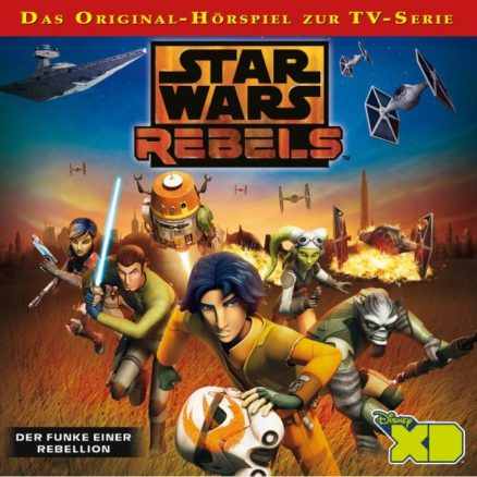 Disney - Star Wars Rebels - Der Funke einer Rebellion