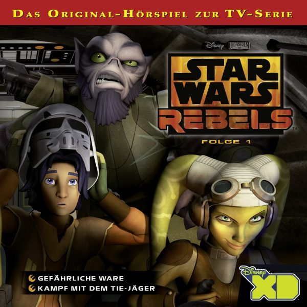 Disney - Star Wars Rebels - (Folge 1)