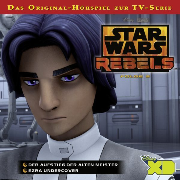 Disney - Star Wars Rebels - (Folge 2)