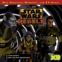 Disney -Star Wars Rebels - (Folge 3)