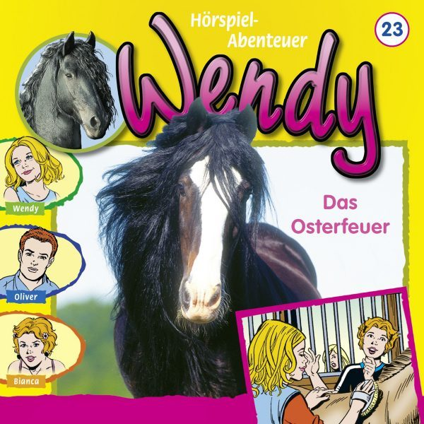 Wendy - Das Osterfeuer - (Folge 23)
