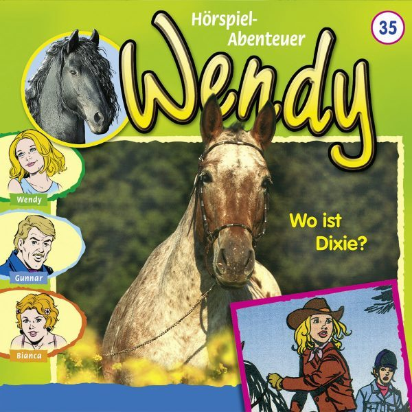 "Wendy - Wo ist ""Dixie""? - (Folge 35)"